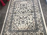 """Ikea area Rugs 4 X 6 Ikea Valloby Rug 4 4"""" X 6 5"""" Blue Beige Used In Knowsley for"""