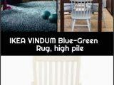 Ikea Vindum Rug Blue Green Ikea Vindum Blau Gra¼ner Teppich Hohe Pfeile Blaugra¼ner