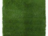 Indoor Outdoor Grass area Rug Green Grass Shag Indoor Outdoor area Rug 8 Feet X 10 Feet