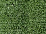 Indoor Outdoor Grass area Rug Heavy Duty Artificial Grass Turf Indoor Outdoor Green Grass Color 2 X3 area Rug for Dogs Patios Porches with A Marine Backing
