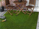 Indoor Outdoor Grass area Rug Super Lawn Artificial Grass Rug Indoor Outdoor Carpet