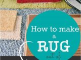 Instabind Do It Yourself Carpet area Rug Binding How to Make A Rug Out Of Carpet Remnants