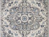Ivory and Charcoal area Rug Roma oriental Ivory Charcoal area Rug