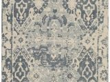 Ivory and Charcoal area Rug Safavieh Restoration Vintage Rvt532a Charcoal Ivory area Rug