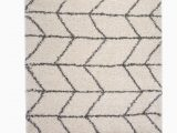 Ivory and Charcoal area Rug Tefft Geometric Ivory Charcoal area Rug