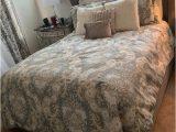 J Queen Bath Rug Crystal Palace Comforter Set