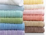 Jcpenney Bath towels and Rugs Martha Stewart Collection Plush Bath towel Collection 100