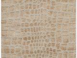 Jeannine Hand Tufted Wool Gray Ivory area Rug Amazonia Hand Tufted Silk Wool Ivory area Rug