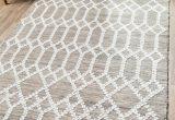 Jeannine Hand Tufted Wool Gray Ivory area Rug Ivy Bronx Elvia Raani Hand Woven Gray Ivory area Rug