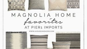 Joanna Gaines area Rugs Pier One Magnolia Home Rugs Pillows at Pier 1 Imports