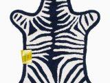 Jonathan Adler Bath Rug Jonathan Adler Reversible Zebra Bath Mat Rugs Jtadl