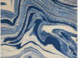 Kaia Blue area Rug Nourison somerset Light Blue St749 In 2020