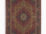 Karastan Wool area Rugs 8×10 Karastan oriental Wool Red Brown area Rug