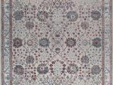 Kenmare Blue area Rug Kenmare oriental Gray area Rug