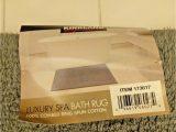 "Kirkland Luxury Spa Bath Rug Kirkland Luxury Spa Thick Bath Rug Mat 24"" X 36"" Reversible"