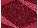 Kleine Wolke Bath Rugs Kleine Wolke Bath Mat Crystal 55x65cm In Red Grey