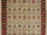Large area Rugs 12 X 14 9 1 X 12 5 Double Knott Pak Persian Design area Rug with