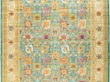 """Large area Rugs 12 X 14 Eclectic Hand Knotted area Rug11 10"""" X 14 10"""""""