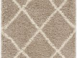 Large area Rugs Cheap Walmart Safavieh Hudson Amias Geometric Shag area Rug or Runner Walmart
