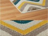 Large area Rugs Under 100 New Fashion Zigzag Style area Rugs 8×11 Clearance