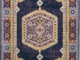"Large Children S area Rugs 1b Color Purple Size 9 10"" X 12 10"""