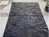 Large Dark Brown area Rugs Ikea Large Dark Brown Cowhide area Rug Western Decor