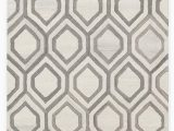 Large Gray and White area Rug Amazon Jaipur Rug Hassan area Rugs 8 X11 White