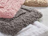Large Memory Foam Bath Rug Cozy Memory Foam Bath Rug Grandin Road