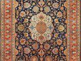 Large Navy Blue Rug Navy Blue Antique Persian Tabriz Rug Nazmiyal Rugs