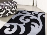 Large Non Slip area Rugs Modern Living Room Rugs Bedroom Hand Carved Non Slip Kitchen area Rug Mats