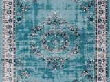 Large Teal Blue area Rugs Amazon Rugs Lucerne Collection area Rug – 8×10 Blue