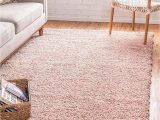 Large Thick soft area Rugs Bravich Rugmasters Very Large Rose Pink Shaggy Rug 5 Cm Thick Shag Pile soft Shaggy area Rugs Modern Carpet Living Room Bedroom Mats 160×230 Cm 5ft3