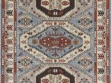 Large Western Style area Rugs Glory Rugs area Rug Tribal Marisela Vintage south West Carpet Traditional Texture for Bedroom Living Dining Room 7316 Gabbeh Collection 5×7