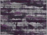 Lavender and Gray area Rug Demetrius Purple Gray area Rug