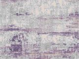 Lavender and Gray area Rug Erug Outlet Abstract Modern Violet Purple and Gray area Rug Rugs for Living Room and Rugs for Bedroom