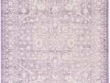 Lavender and Gray area Rug Purple 9 X 12 New Vintage Rug area Rugs