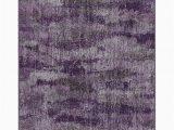 Lavender and Gray area Rugs Medfield Plum Vintage Abstract Purple area Rug
