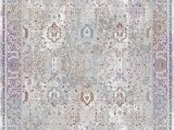 Lavender and Grey area Rug Dynamic Valley 7983 925 Grey Pink Blue area Rug