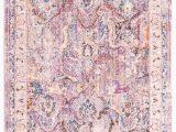 Lavender and Grey area Rug Safavieh Bristol Lavender Und Light Grey 51 X 76 area Rug