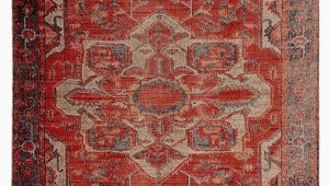 Leighton Blue area Rug Leighton Indoor Outdoor Medallion Red Blue area Rug 7 6