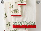 Lenox Holiday Bath Rug Lenox Bath towels Holiday Collection Bath towels Bed