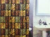 Leopard Print Bathroom Rugs 5pcs Bath Rug Set Leopard Print Bathroom Rug Shower Curtain