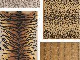 Leopard Print Bathroom Rugs Smart Design Animal Print Rugs Emily A Clark
