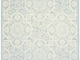 Light Blue and Cream area Rugs Nourison Aruba Arb02 Light Blue Cream area Rug