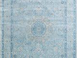 Light Blue and Grey area Rug Dynamic Rugs isfahan 7255 509 Light Blue area Rug
