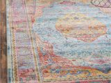 Light Blue and Pink area Rug Light Blue 5 5 X 8 Havana Rug area Rugs
