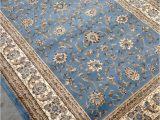 Light Blue area Rug 5×8 Light Blue Persian Style oriental area Rug 8×10 8 X 10