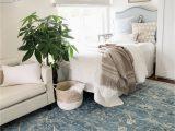 Light Blue Bedroom Rug Blue and Cream Beach House Rug — Coastal Collective Co