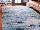 Light Blue Rugs for Living Room Light Blue 10 6 X 16 5 Spectrum Rug