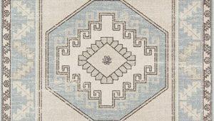 "Light Blue Wool area Rug Momeni Anatolia Wool and Nylon area Rug 9 9"" X 12 6"" Light Blue"